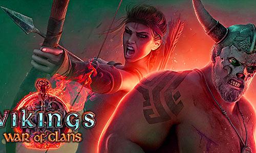 Игры Викинги